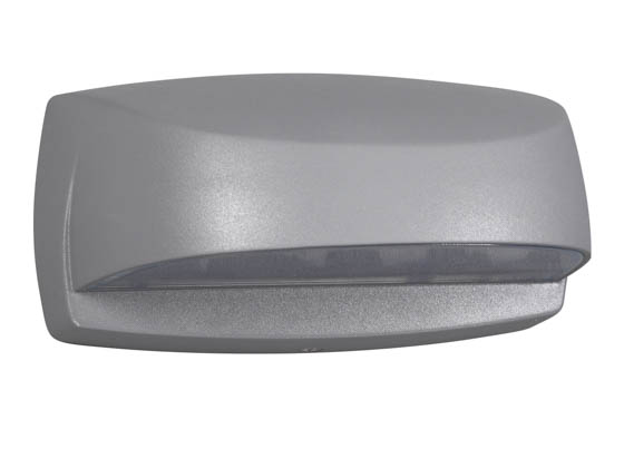 Philips - Crescent/Stonco LP7T LP7T (LytePro7) Architectural LED Wall Sconce, Titanium Finish