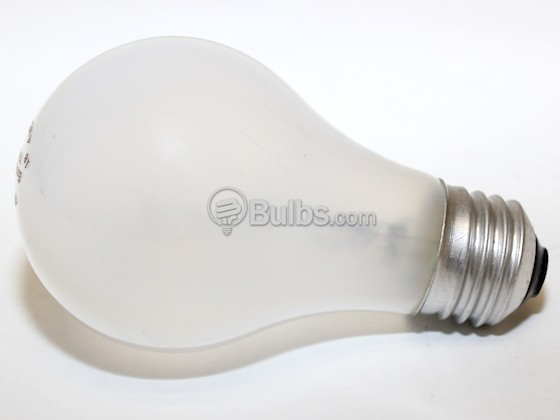 Philips Lighting 409821 72A19/EV (White) Philips 72W 120V A19 Soft White Halogen Bulb