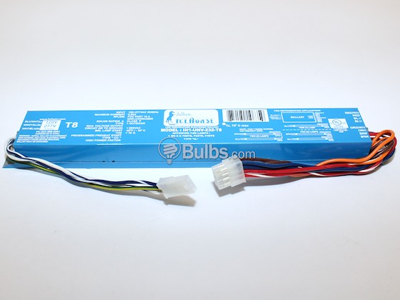 Fulham IH1-UNV-232-T8 IceHorse 1 Low Temperature T8 Electronic Ballast 120V/277V