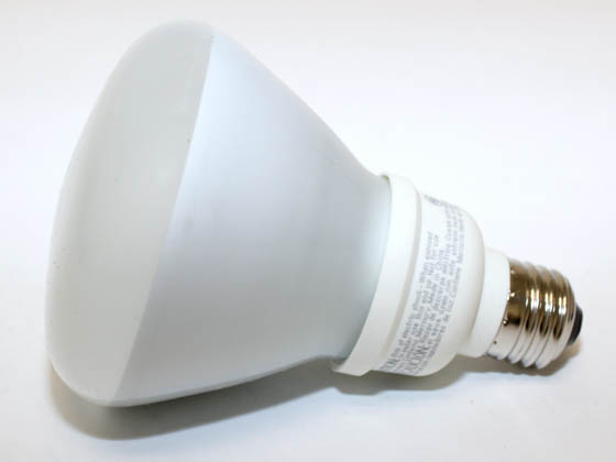 TCP TEC4R3014A 4R3014A 14W Warm White R30 CFL Bulb, E26 Base