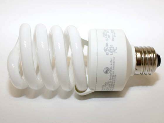 TCP TEC50123 TCP 50123 23W Warm White Spiral Dimmable CFL Bulb