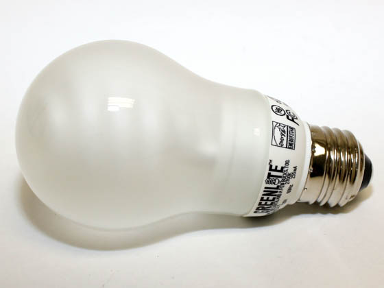 60 Watt Incandescent Equivalent 14 Watt 120 Volt A Style