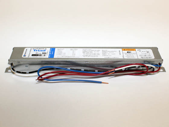Universal B132IUNVHP-N000I 120-277 Volt One Lamp Standard F32T8 Electronic IS Ballast, Standard Ballast Factor Model