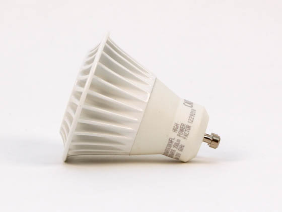 TCP LED7GU10MR1630KNFL 35 Watt Equiv., 7 Watt, LED MR-16 Dimmable 3000K 20 Degree Narrow Flood Lamp with GU10 Base