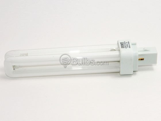 Greenlite Corp. 546227 26W/Q/2P/27K 26 Watt 2-Pin Very Warm White Quad/Double Twin Tube CFL Bulb