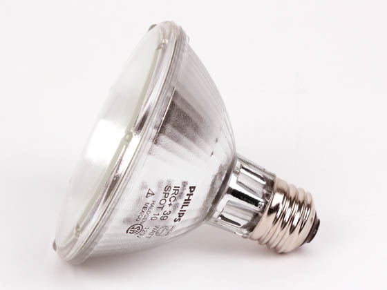 Philips Lighting 238535 39PAR30S/IRC+/SP10 120V Philips 39W 120V Halogen Infrared PAR30 Spot