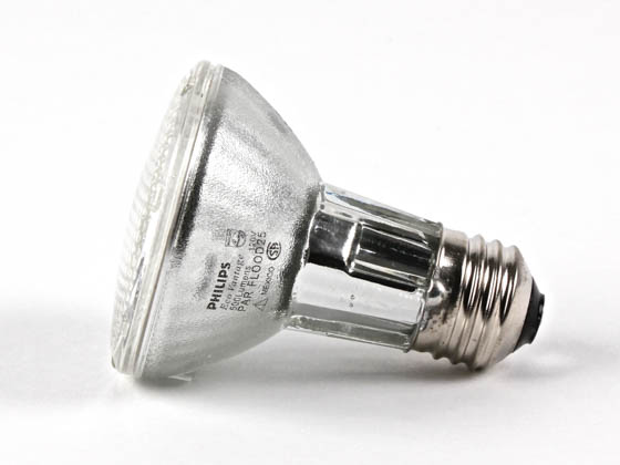 Philips Lighting 425207 39PAR20/EVP/FL25 Philips 39W 120V Halogen PAR20 Flood Bulb