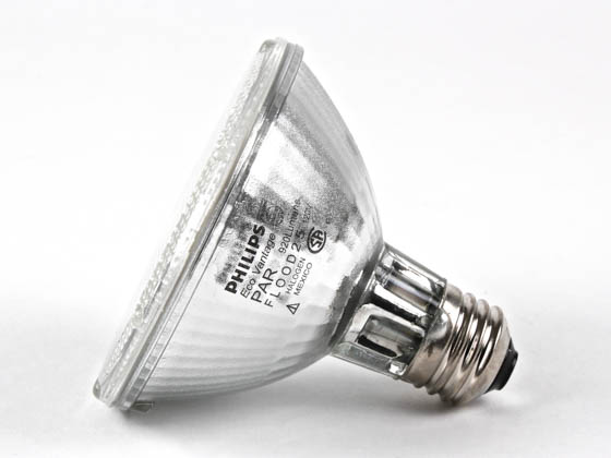 Philips Lighting 428904 53PAR30S/EVP/FL25 Philips 53W 120V PAR30 Halogen Narrow Flood Bulb