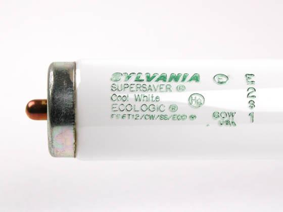Sylvania 60 Watt 96 Inch T12 Cool White Fluorescent Bulb