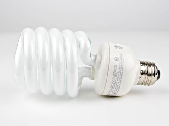 TCP TEC801032-41 80103241K 32W Cool White Spiral CFL Bulb, E26 Base