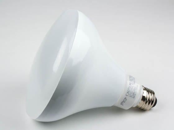 TCP LED17BR40D41K Dimmable 17W 4100K BR40 LED Bulb