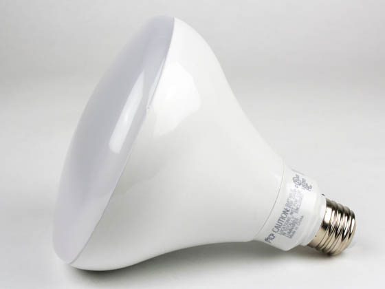 TCP LED12BR40D27K Dimmable 12W 2700K BR40 LED Bulb
