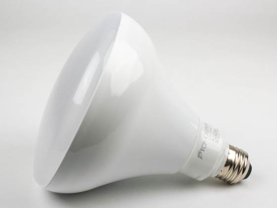 TCP LED12BR40D30K Dimmable 14W 3000K BR40 LED Bulb