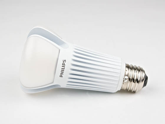 Philips Lighting 432211 19A21/2700-WHT DIM Philips 100 Watt Incandescent Equiv., 19 Watt, 120 Volt Dimmable 2700K Warm White LED A-21 Lamp