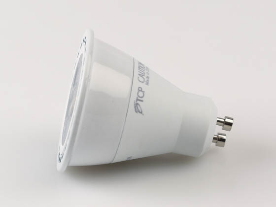 TCP LED7MR16GU1027KFL Dimmable 7W 2700K 40° MR16 LED Bulb, GU10 Base