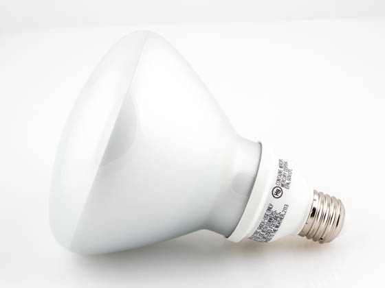 Longstar FE-R40-20W/50K Long Star 20W Bright White R40 CFL Bulb, E26 Base