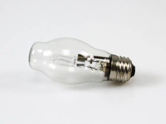 Bulbrite 616153 (Safety) 53BT15CL/ECO Safety Coated 53W 120V BT15 Halogen Clear Bulb