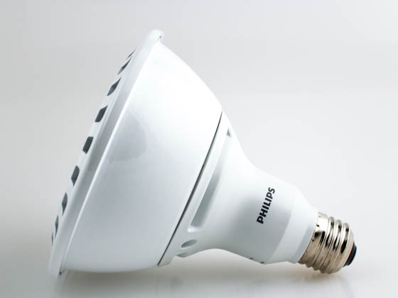 Philips Lighting 434950 14PAR38/S15/CW 3000 AF SO Philips 100 Watt Equiv. 14 Watt Crisp White 90 CRI Non-Dimmable 25,000-Hr 3000K 15 Degree LED PAR38 Bulb