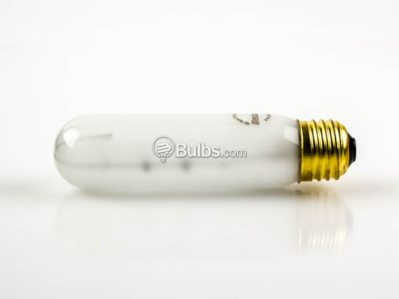 Bulbrite 704260 60T10F/HO 60W 130V Frosted T10 Incandescent Bulb, E26 Base