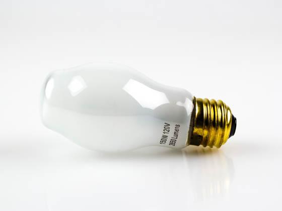 Eiko 81141-150 Watt 1500 Life Hours BT15 2850 Lumens Halogen White Coated 120 Volt