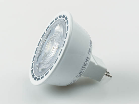 TCP LED712VMR16V30KNFL Dimmable 7W 3000K 20° MR16 LED Bulb, GU5.3 Base