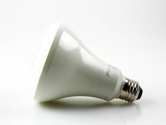 TCP LED10BR30D24K Dimmable 10W 2400K BR30 LED Bulb