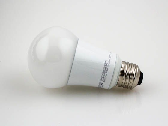TCP LED10A19DOD41K Dimmable 10W 4100K A19 LED Bulb, Rated For Enclosed Fixtures