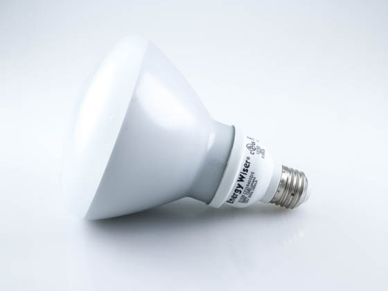 Bulbrite 511628 CF23R40SD/E 23W R40 Bright White CFL Bulb, E26 Base