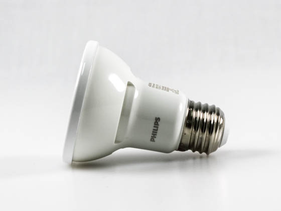Philips Lighting 456046 6PAR20/F25 2700 DIM Philips Dimmable 6W 2700K 25° PAR20 LED Bulb