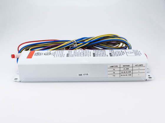 Howard Industries, Inc. BAL700 HLP-BAL700 Howard Emergency Instant Start Ballast, 600 to 700 Lumens