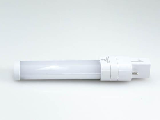 B3 5 x Starlight PLS G23 2pin 7w low energy bulb 4000k 835 cool white 580lm