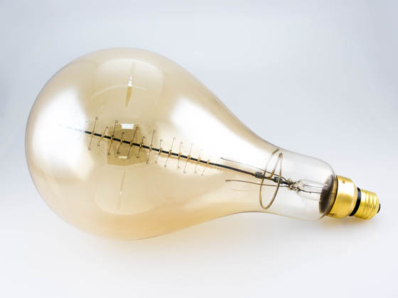 Bulbrite 137101 NOS60-PS 60W 120V PS56 Grand Nostalgic Decorative Bulb, E26 Base