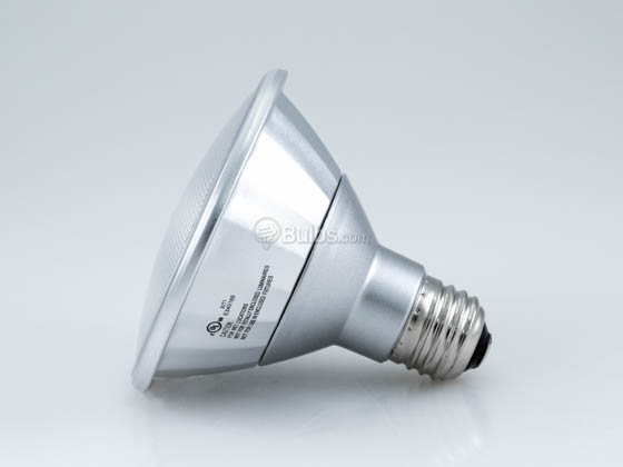 Bulbrite 772723 LED13PAR30S/NF25/830/WD Dimmable 13W 3000K 25° PAR30S LED Bulb, Wet Rated