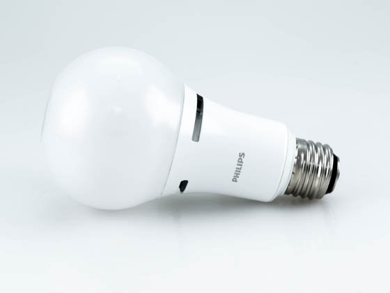 Philips Lighting 459164 18A21/LED/827 3WAY ND 120V Philips Non-Dimmable 5W, 8W, 18W 3-Way 2700K A21 LED Bulb