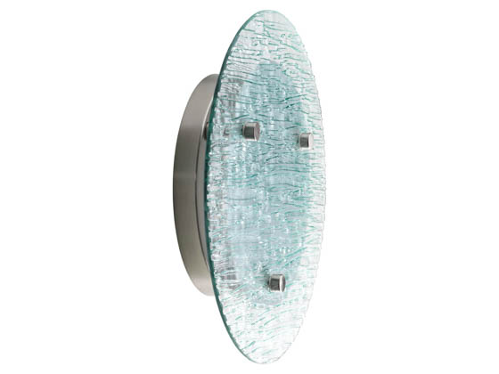 Progress Lighting P2307-0930K9 LED Round Wall or Ceiling Mount Fixture
