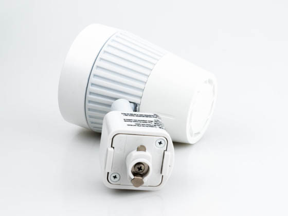 Green Creative 16340 8TRSG4DIM/827/W/H Dimmable 8.8W 2700K LED Track Head for Halo Track