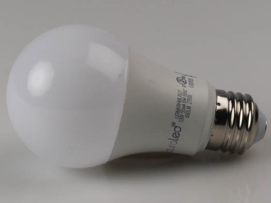 NaturaLED 5946 LED6A19/48L/827 Dimmable 6 Watt 2700K A-19 LED Bulb
