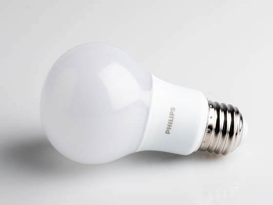 Philips Lighting 460717 5A19/LED/850/ND 120V Philips Non-Dimmable 5 Watt 5000K A19 LED Bulb