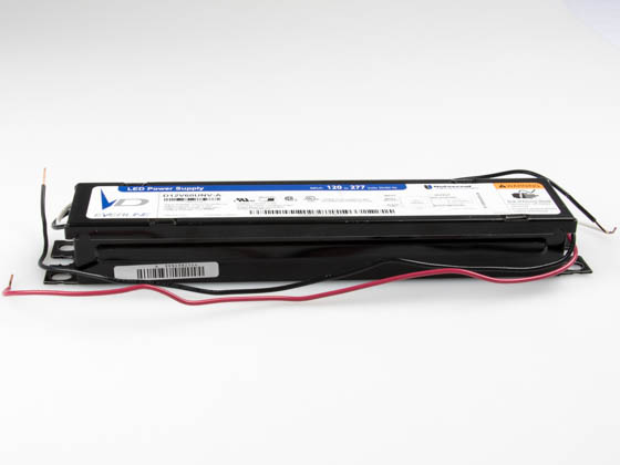 Everline D12V60UNV-A010C Universal 12 Volt 60 Watt Class 2 Constant Voltage LED Driver
