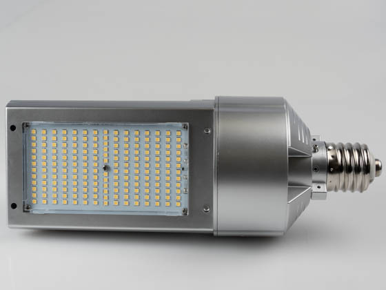 Light Efficient Design LED-8090M50-A 120 Watt Wall Pack/Shoe Box LED Retrofit Lamp, Ballast Bypass