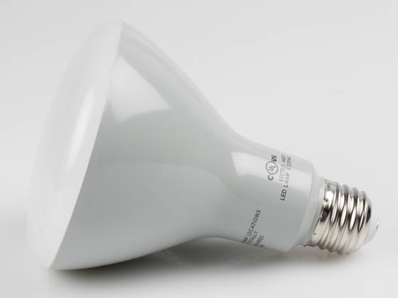 Satco Products, Inc. S9622 9.5BR30/LED/4000K/750L/120V Satco Dimmable 9.5W 4000K BR30 LED Bulb