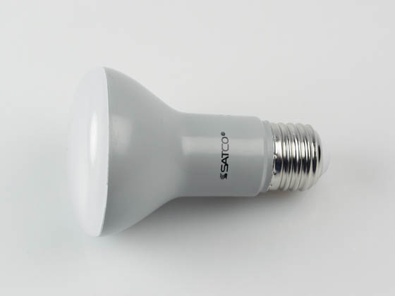 Satco Products, Inc. S9632 6.5R20/LED/4000K/560L/120V Satco Dimmable 6.5W 4000K R20 LED Bulb