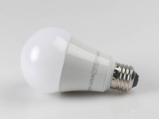 TCP L16A19N1530K Non-Dimmable 16 Watt 3000K A19 LED Bulb, Enclosed Rated