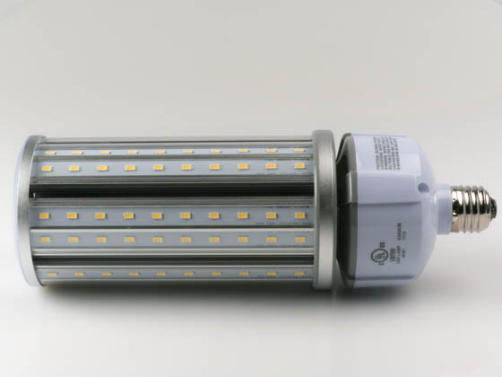 TCP L45MHE265050K 45W 5000K E26 Base Post Top/Wallpack LED Retrofit Lamp, Ballast Bypass