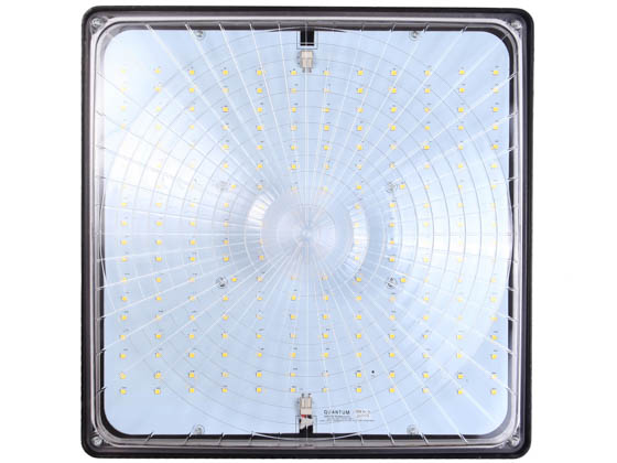 GlobaLux Lighting LSC-70-MVD-850 GlobaLux Dimmable, 250 Watt MH Equivalent, 70 Watt 5000K LED Canopy Fixture