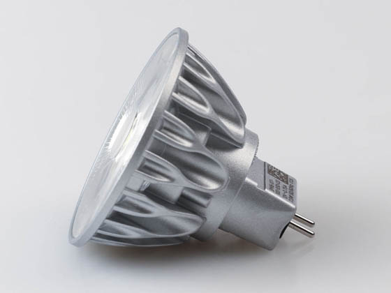 SORAA 00923 SM16-07-10D-930-03 Soraa Dimmable 7.5W, 12V, 95 CRI, 3000K, JA8 Compliant, Enclosed Rated 10° MR16 LED Bulb, GU5.3 Base