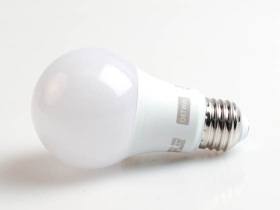 Ostwin Lighting OB-BLS-A19N26-940 Ostwin Non-Dimmable 9W 4000K A19 LED Bulb