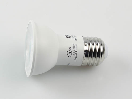 Topaz Lighting 79676 LP16/6/27K/D-46 Topaz Dimmable 6.5W 2700K 40 Degree PAR16 LED Bulb, Enclosed Rated