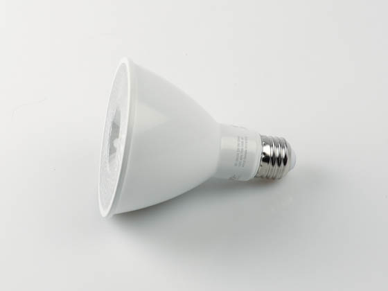 90+ Lighting SE-350.014 Dimmable 10 Watt 3000K 40 Degree 93 CRI PAR30L LED Bulb, JA8 Compliant, Enclosed Rated