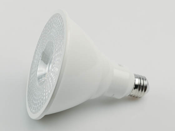 90+ Lighting SE-350.018 Dimmable 18 Watt 3000K 40 Degree 93 CRI PAR38 LED Bulb, JA8 Compliant, Enclosed and Wet Rated